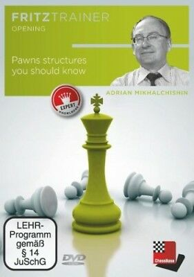 Pawn structures you should know, DVD-ROM (Software) NEU