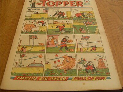 The Topper Issue No 19 June 13Th 1953