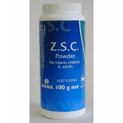 Sigma Zsc Dust Pdr  100G