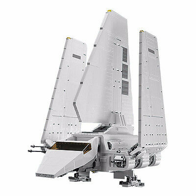 Star Wars UCS Imperial Shuttle 05034 - compatible with 10212 - **UK Business**