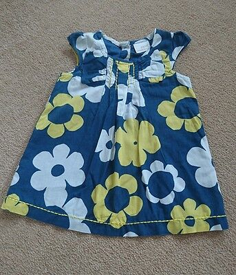 NEXT baby girl 6-9 month dress / tunic top
