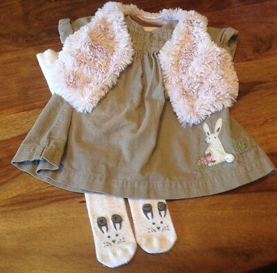 Baby Girl Next Outfit 3-6 Months