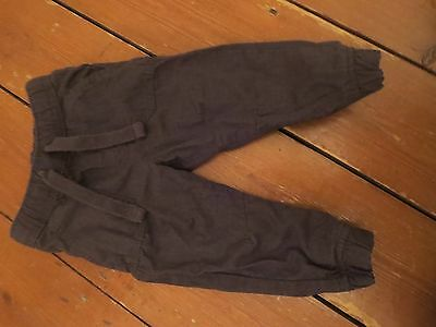 Brand New F&F 9-12 months boys trousers