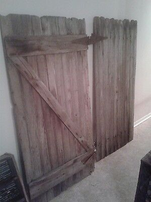 100yo+ barn doors from loft