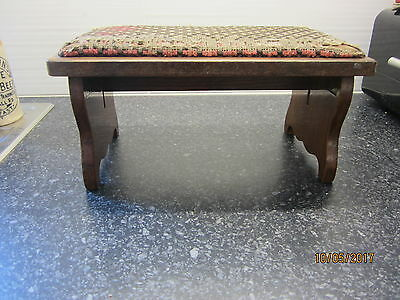 Victorian/Edwardian Miniture Folding Stool