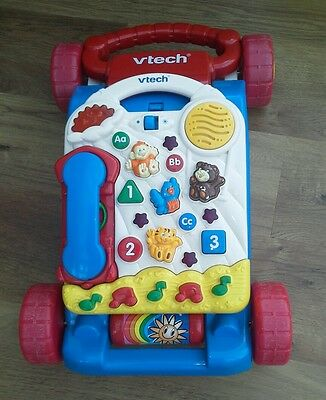 Vtech - baby walker  can be posted see description
