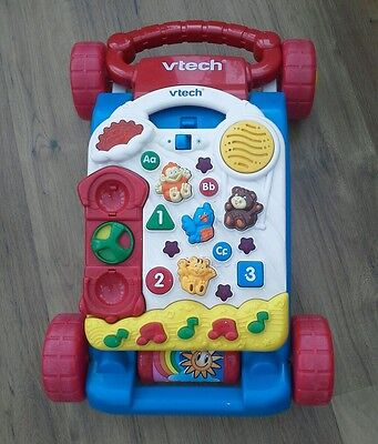 Vtech - baby walker no phone - can be posted see description
