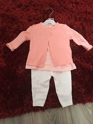 Baby Girls Outfit 3 Months New With Out Tags