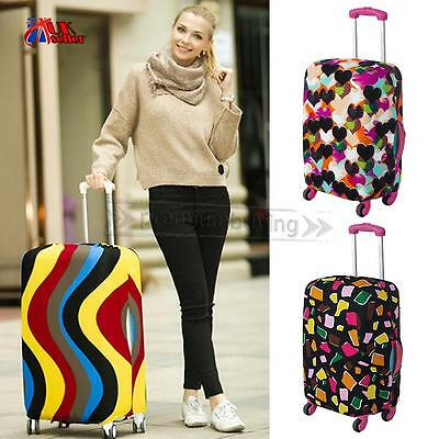 """Suitcase Cover Protector Elastic Dustprof Luggage protecter 20"""" 22"""" 24"""" 26"""" 28"""""""