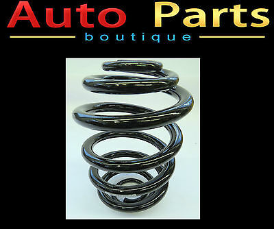 BMW X3 2004-2010 2x Rear Coil Spring SUPLEX Germany 06236 / 33533413080