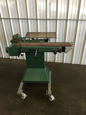 Grizzly Edge Sander Model G1140