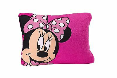 Disney Minnie Mouse  Toddler Bed  Decorative Pillow - Girls