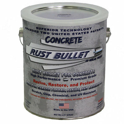 Rust Bullet for Concrete - Gallon