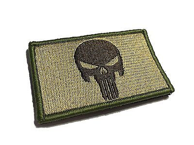 """The OCP Original Punisher military morale Patch (3""""x2"""") Made in the USA"""