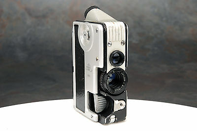 - Goerz Minicord 16mm Subminiature Camera 25mm f2 Black Lens