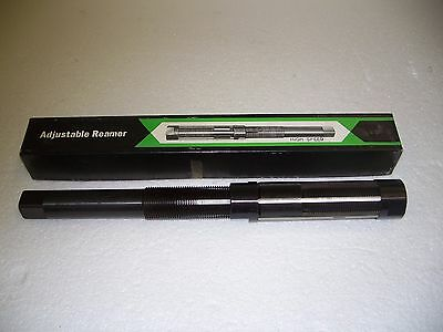 """Adjustable Reamer """"l""""-""""high-Speed"""" Steel-1-1/2"""" To 1-13/16""""-6 Blade-New-N.o.s.!!"""
