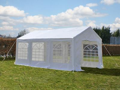 Great White Marquee 3m x 6m Economy Wedding Party Tent Event Gazebo White NEW