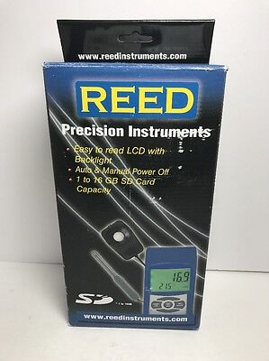 REED Instruments SD-3007 SD Series Thermo-Hygrometer Datalogger