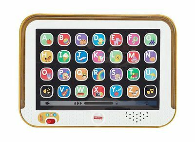 Explore Laugh Learn Gold Smart Stages Tablet Toddlers Educational Electronic Toy