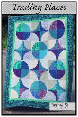 Trading Places Quilt Pattern