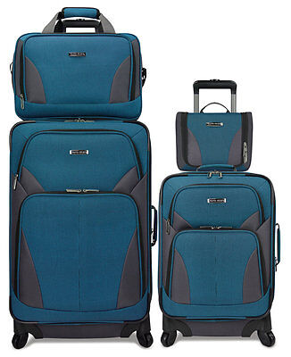 Travel Select  Allentown 4 Piece Spinner Luggage Set