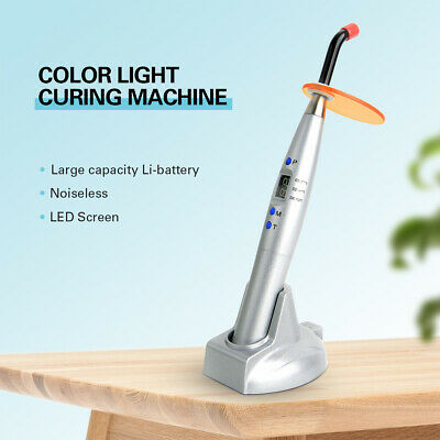 Dental LED Curing Light Lamp Alight-II polymeric Composite resin New