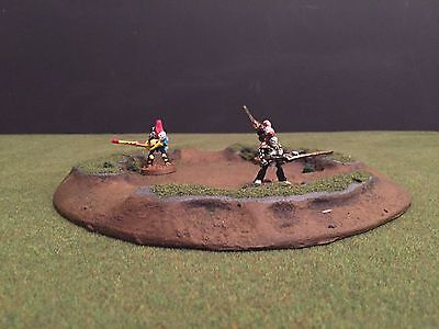 Warhammer, LOTR, Grunts, Earth, Sci-fi, Model Terrain & Scenery Crater 2