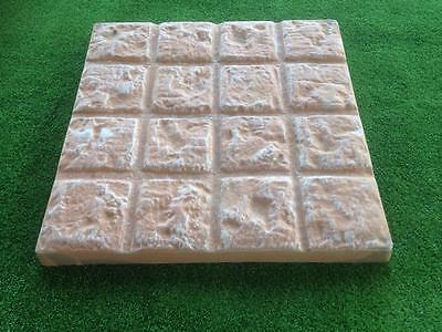 Cobblestone Paver Mold Concrete Cement Garden Ornament Mould NEW