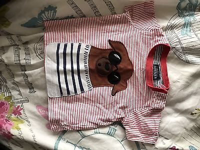 Joules 6-9 Months Baby Boy T-shirt/top