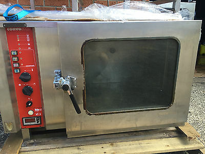 Combi Oven 6 Tray Convotronic  Good   Working Condition.