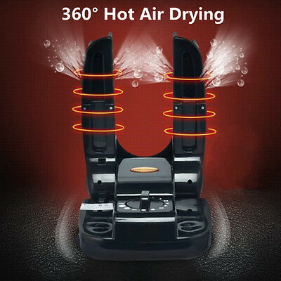 Electric Shoes Boot Dryer Heater Warmer Anion Ozone Sterilization Sanitiser