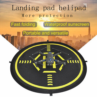 Apron Foldable Parking Landing Pad For DJI Mavic Pro Phantom 3 4 Spark Accessory