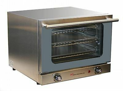 Wisco Wisco-620 Commercial Convection Counter Top Oven Silver