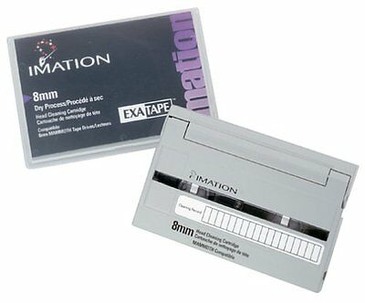Imation 8mm ExaTape Cleaning Cartridge 41264 for Mammoth drives