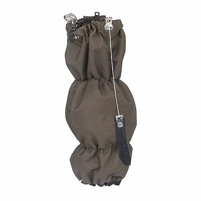 2Pcs Outdoor Hiking Leg Gaiter Waterproof Durable Snow Gaiters Shoes Boots Cover
