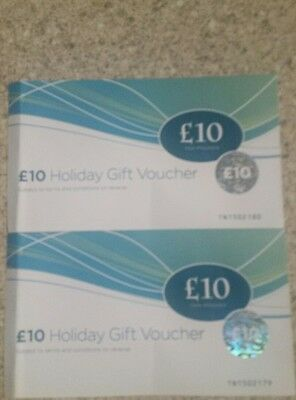 holiday vouchers