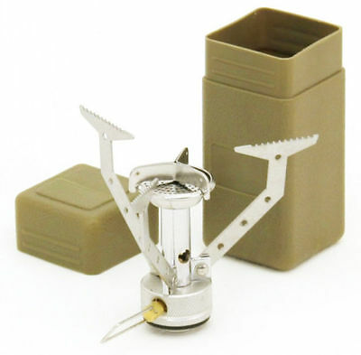 Web-Tex camping Compact Stove portable High efficiency 3000w + folding design