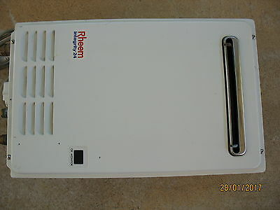 Rheem Integrity 24 Continuous Natural Gas Hot Water System