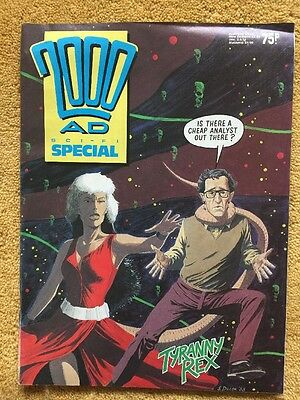 2000ad Sci-fi Special Number 11. July 1988