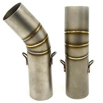 For Ducati Monster 848 Motorcycle Middle Modified Exhaust pipe muffler