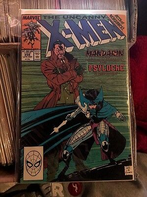 X-Men (1989) #256 - Marvel Comics - 1st Appearance of Psylocke