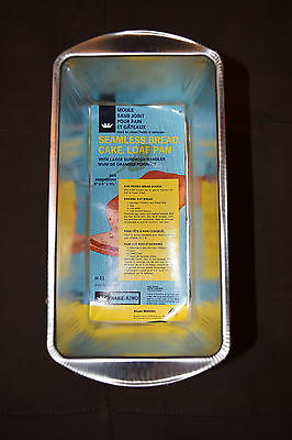 19 Vintage New Unused Bake-King H11 Seamless Bread Cake Loaf Pans