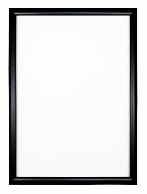 Budget Picture Frames Photo Poster Frames In Black - A4 A3 10x8 & More Sizes