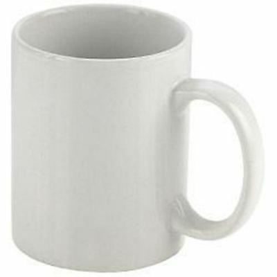 Ceramic 1 Pint Mug White Dishwasher Safe Cup Mug Coffee Tea Extra Large