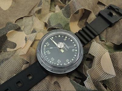Sunline Tiefenmesser Depth Gauge PD25-Military 0-25 mtr Mechanisch Analog