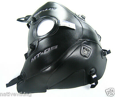 Bagster TANK COVER Yamaha MT-09 2015 BLACK protector IN STOCK new BAGLUX 1661U