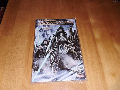 STAR WARS OBI-WAN AND ANAKIN GRAPHIC NOVEL New Paperback Collects Issues #1-5