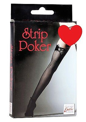Strip Poker Adult Playing Card Game Free Delivery CE Marked UK Stock DISCREET