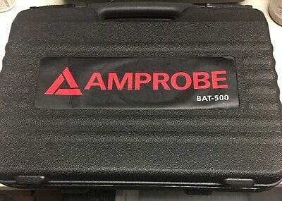 Amprobe BAT500 Battery Capacity/Impedance Tester