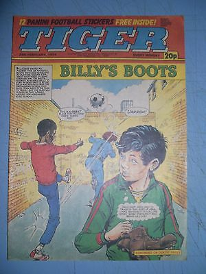 Tiger issue dated February 25 1984